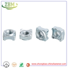 Squared welding Nut for Automobile