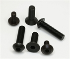 ISO7380 socket button screw